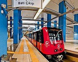 İstanbul'un Metro Ağı 124 Kilometreye Ulaştı