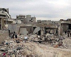 """Suriye'de """"Kimyasal Gaz"""" Kullanıldığı İddia Edildi"""