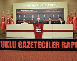 """""""Tutuklu Gazeteciler Raporu"""" Açıklandı"""