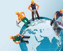 En Çok Türk İşçiler Çalışıyor