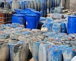 Reyhanlı'ya Sınırdan Günde 1500 Ton Mazot Geçiyor