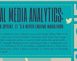 Sosyal Medya: Hiç Bitmeyen Maraton [İnfografik]