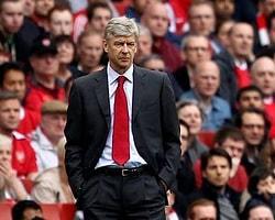 Arsene Wenger İstenmeyen Adam Oldu
