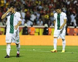 Bursaspor'da Son 9 Sezonun En Mutsuz Başlangıcı