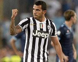 Tevez, Conte'yi Fergie'ye Benzetti