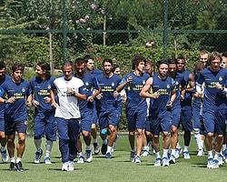 Fenerbahçe'de Arsenal Maçı Hazırlıkları