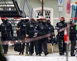 Almanya'da Şok Rehine Eylemi