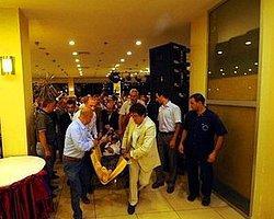 Trabzon Valisi'nin Yemeğinde Üzücü Olay!
