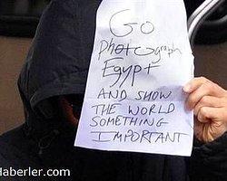 Benedict Cumberbatch'den Paparazilere Protesto