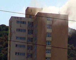 Süreyyapaşa Hastanesi'nde Yangın