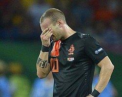 Sneijder Yine Yok