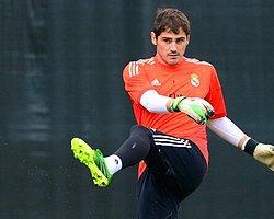 """Del Bosque: """"Casillas'ın İspanya'daki Yeri Tehlikede Değil"""""""