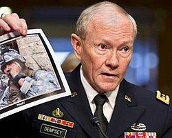 Dempsey: Suriye'ye Askeri Müdahale Kaosu Çözümlemez