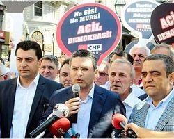 Dha-'Ne Sisi, Ne Mursi, Çözüm Demokrasi'