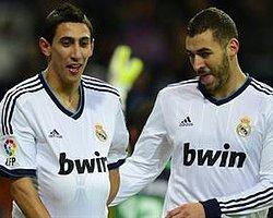 Arsenal Benzema ve Di Maira'nın Peşinde