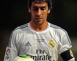 Raul, Manchester United'ı Reddetmiş