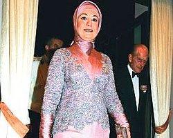 First Lady İlk Kez Ev Sahibi