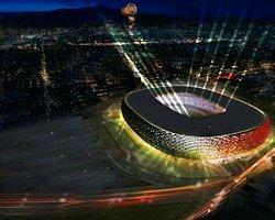 Gaziantep'e 110 Milyonluk Stadyum