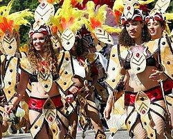 Londra'da Karnaval Zamanı