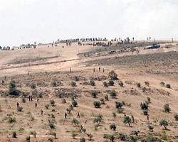 Tsk: Kaçakçılara Müdahale Edildi
