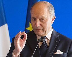 Fransa Dışişleri Bakanı Fabius Filistin'de