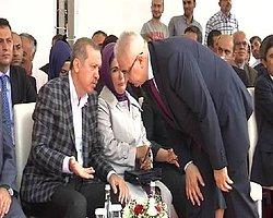 Başbakan, Rize'de Bakan'a ve Vali'ye Çattı