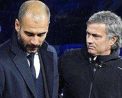 Mourinho Yine Guardiola'ya Sataştı