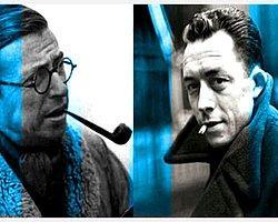 Camus Ve Sartre Bir Zamanlar Arkadaşlarmış