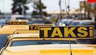 İstanbul'da 5 Bin Taksici Meslekten Tasfiye Edildi