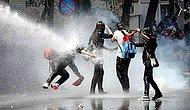 Güler: 'Tazyikli Suda Biber Gazı Var'