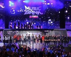 Music Bank Konserine Geri Sayım