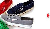 Ünlülerin Tercihi Superga Ayakkabılar Markafoni'ye Özel Tek Fiyat 79.99TL!