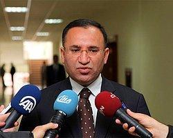 Bozdağ'dan PKK'nın Kararına İlk Tepki