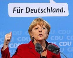 Merkel'in Suriye Sıkıntısı