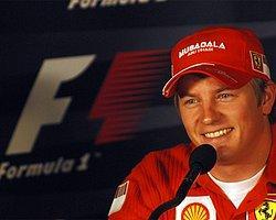 Raikkonen Resmen Ferrari'de