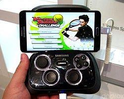 Galaxy Note 3'ünüz Oyun Konsoluna Dönüşecek!