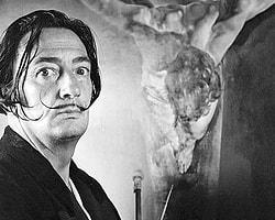 Ressam Salvador Dali Anteplilerle Buluşacak!
