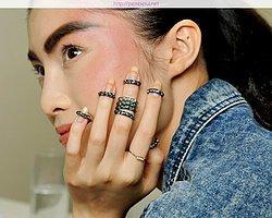 Chanel Tırnak Yüzükleri