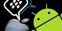 BlackBerry Messenger, Android ve iPhone'larda da Kullanılabilecek