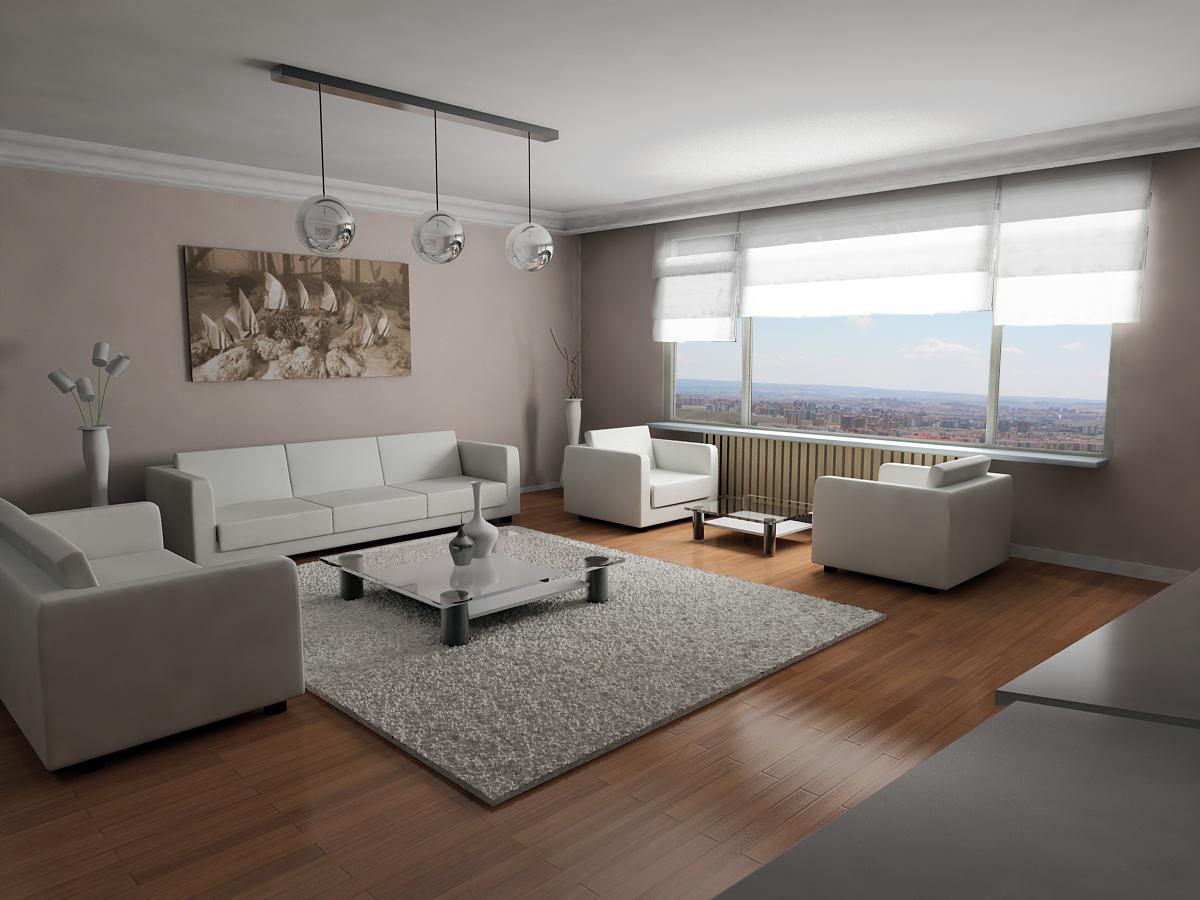 Salon dekorasyonu fikirleri for L salon dekorasyonu