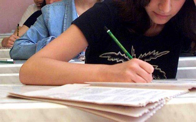 12. 1998'de Liselere Geçiş Sınavı (LGS) getirildi.