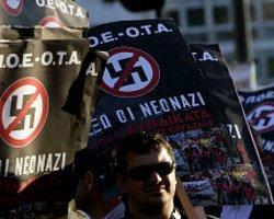 Yunanistan'da Altın Şafak Karşıtları Sokaklarda