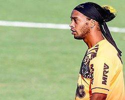 Ronaldinho'ya Büyük Şok