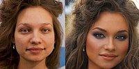 Makyajla Gelen 11 İnanılmaz Değişim