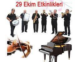 29 Ekim Cumhuriyet Bayramı Etkinliği Bakırköy Carousel Avm'de