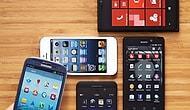 2013 Yılının En İyi Akıllı Telefonları