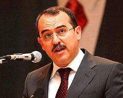 Ak Parti'nin Hatay Büyükşehir Belediye Başkan Adayı Bakan Sadullah Ergin