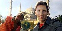 THY'den Messi ve Kobe'li Yeni Reklam Filmi