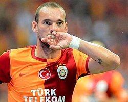 """Sneijder Manchester'da"" İddiası"