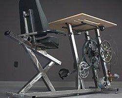 Pedal Power İle Spor Ve Teknoloji Bir Arada